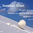 Snowball Investing