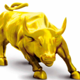 Gold Mining Bull