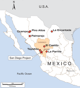 GoGold on Path of Gammon Gold's Success in Mexico - Mike ...