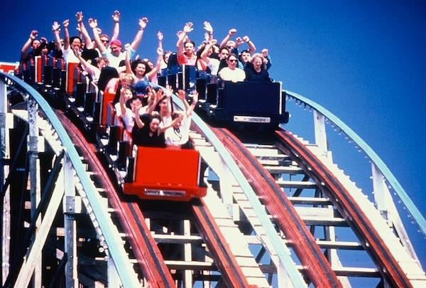 Rsi roller coaster strategy
