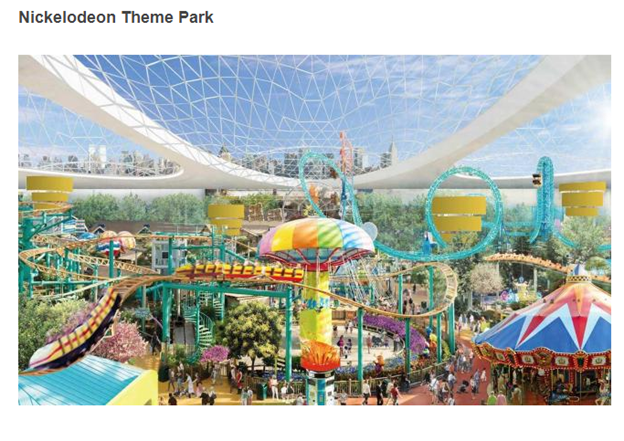 Six Flags Could Lose 25 Of Customers To New Park In