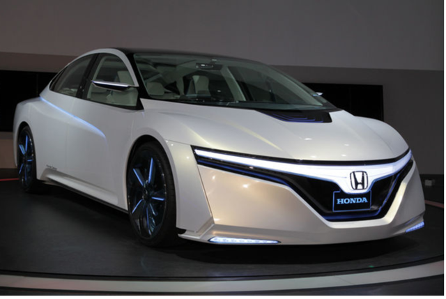 Honda's Electric Vehicle Push Makes It Even More Of A Buy ...