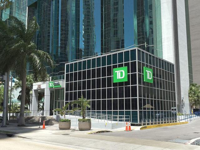 toronto dominion bank ownership