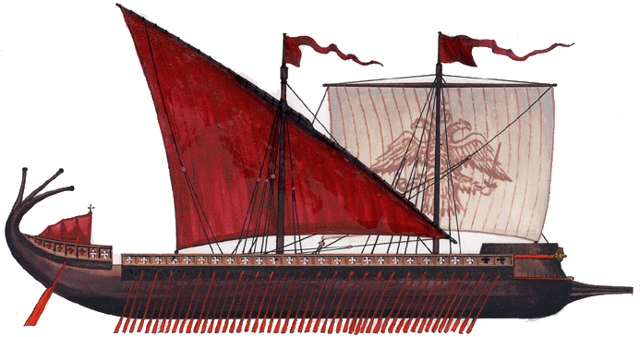 The Galley Ship Strategy: Defensive, Market-Beating, And Income-Generating