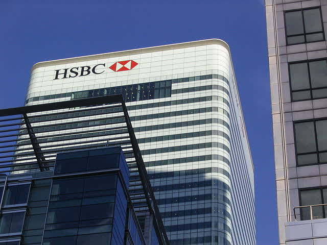 HSBC: The Long Road To Recovery (NYSE:HSBC)