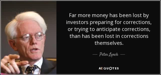 Why Stocks Will Keep Rising