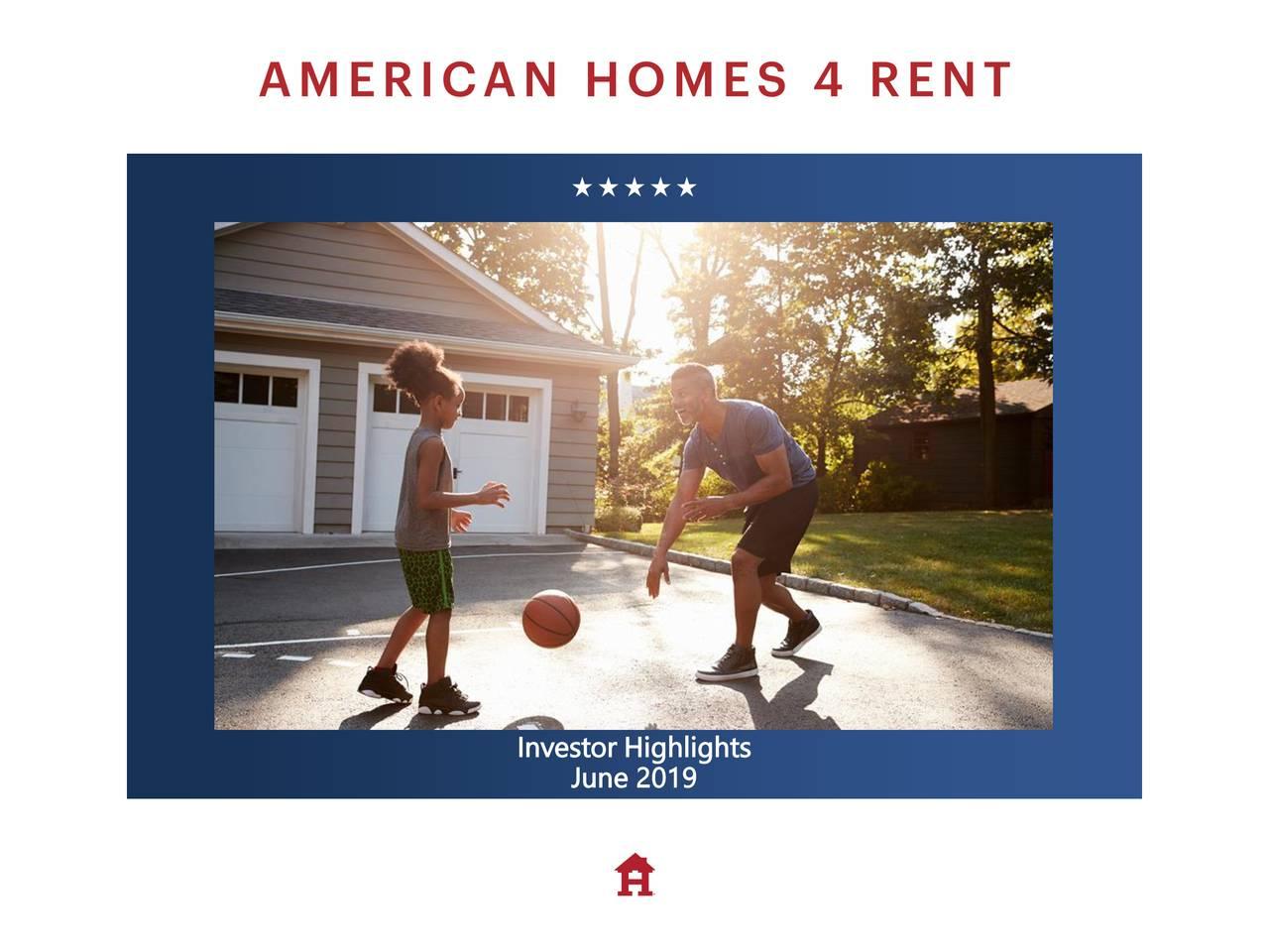 American Homes 4 Rent (AMH) Investor Presentation - Slideshow