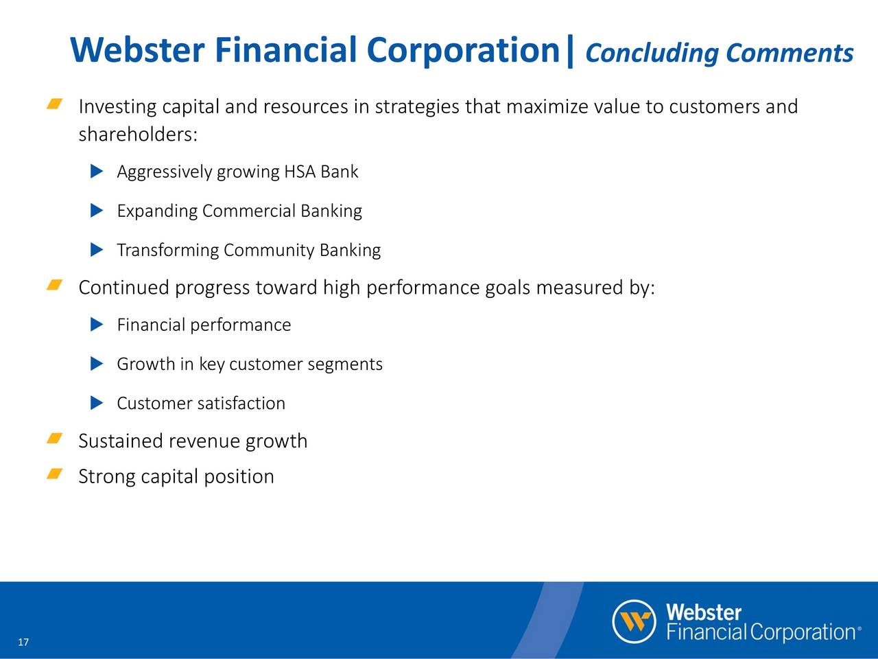 webster financial corporation Wbs stock quote information – including stock price, key financials, stock charts and investing ideas containing wbs.