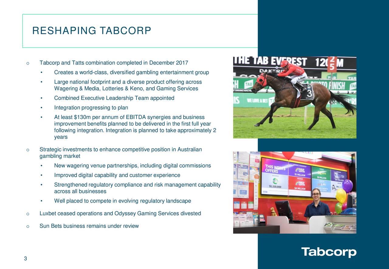tabcorp financial report Ladbrokes plc annual report and accounts 2015 annual report and accounts 2015 building a better ladbrokes.