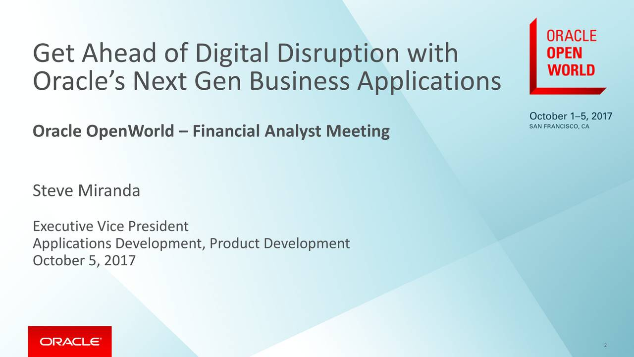 Get Ahead of Digital Disruption with