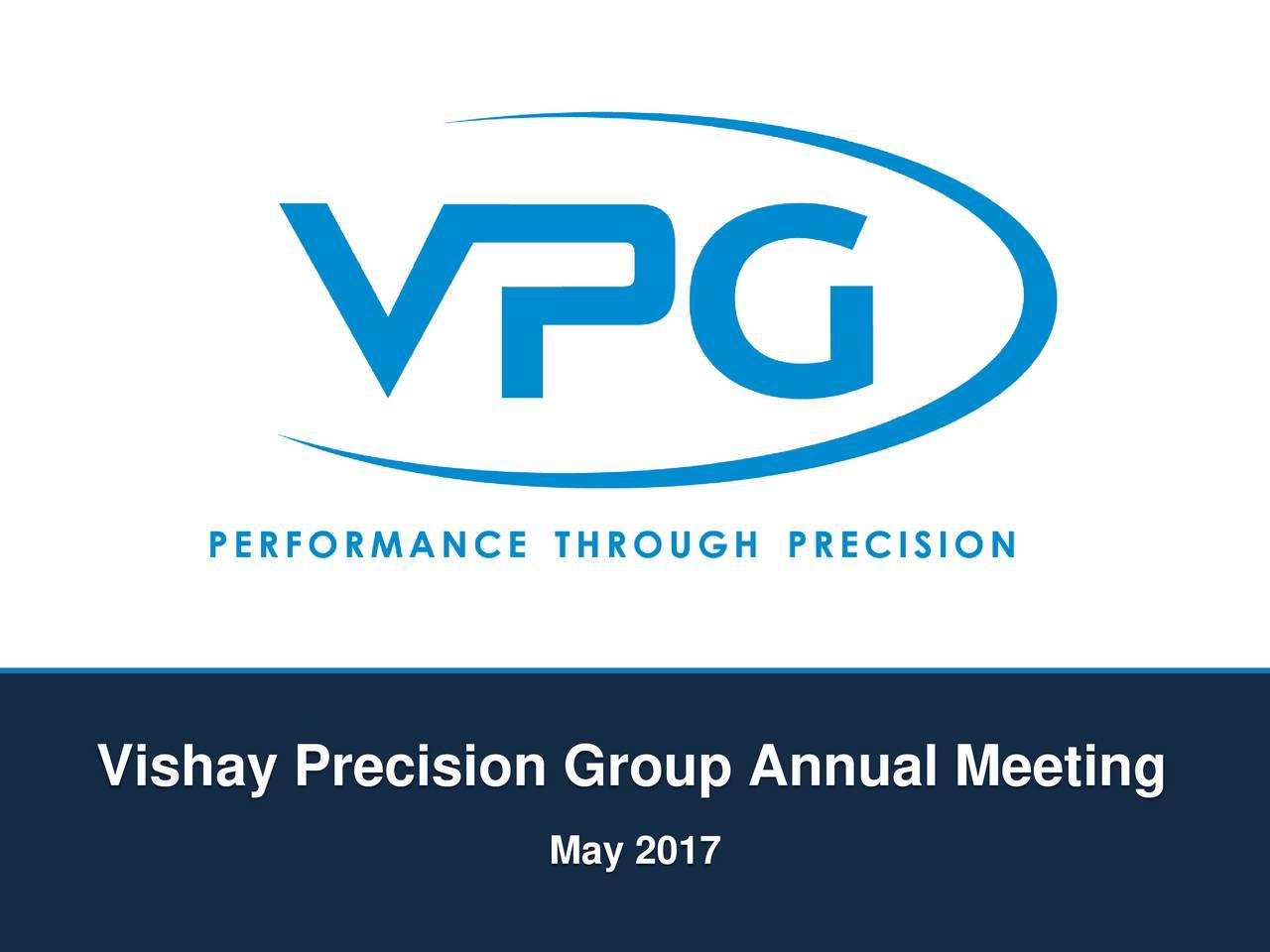 Vishay Precision Group