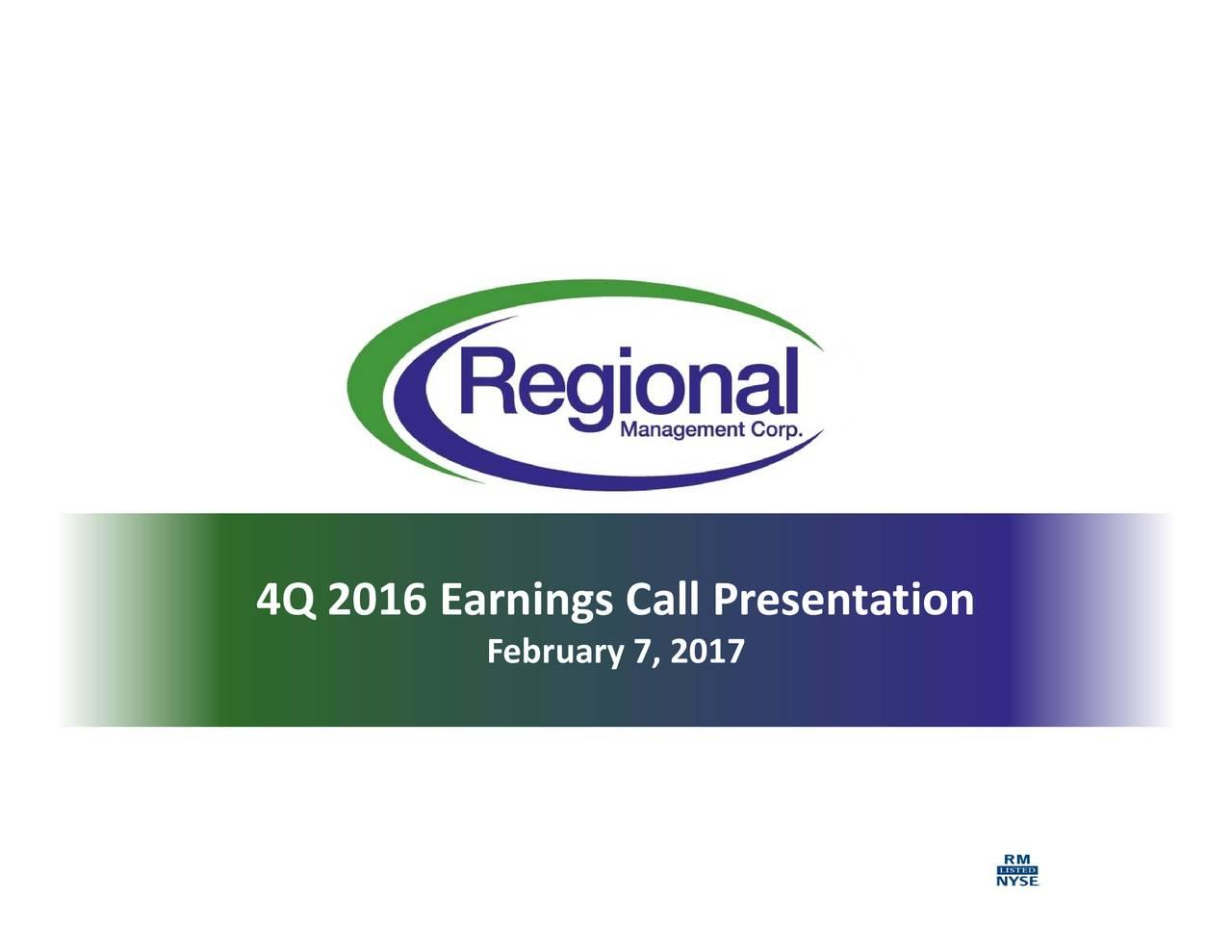 2017 Cal, February Earnings 016 4Q