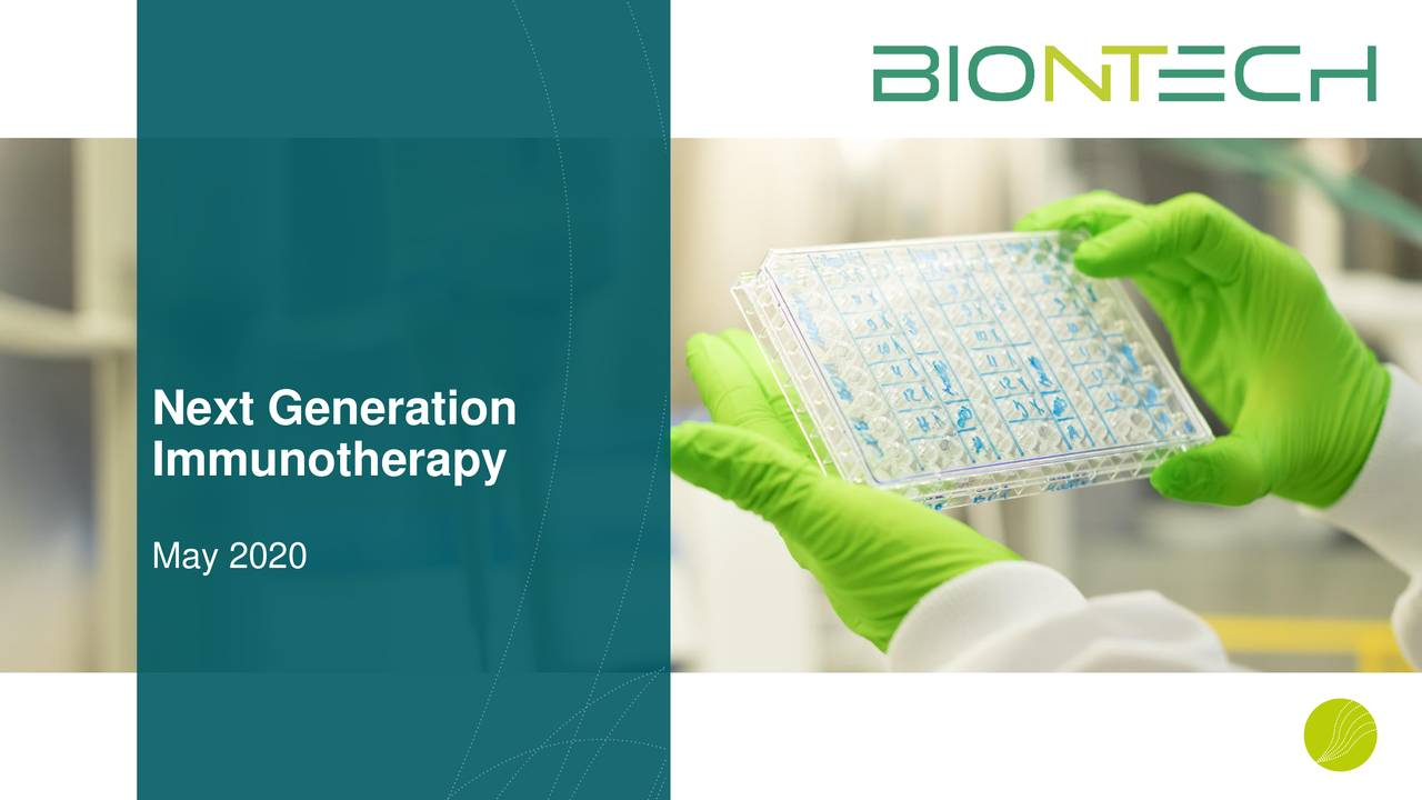 Bntx Biontech Stock Price And Discussion Stocktwits