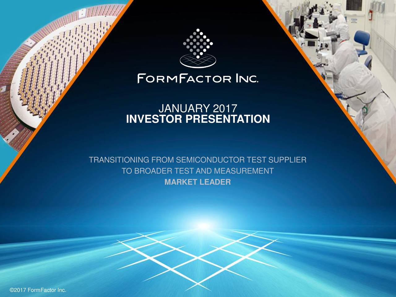 FormFactor (FORM) presents at 19th Annual Needham Growth ...