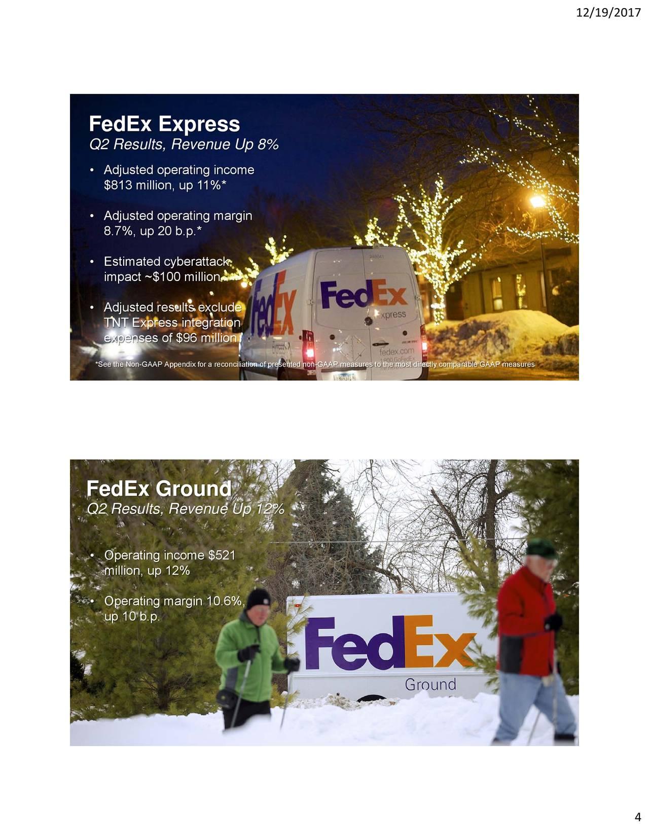 call federal express