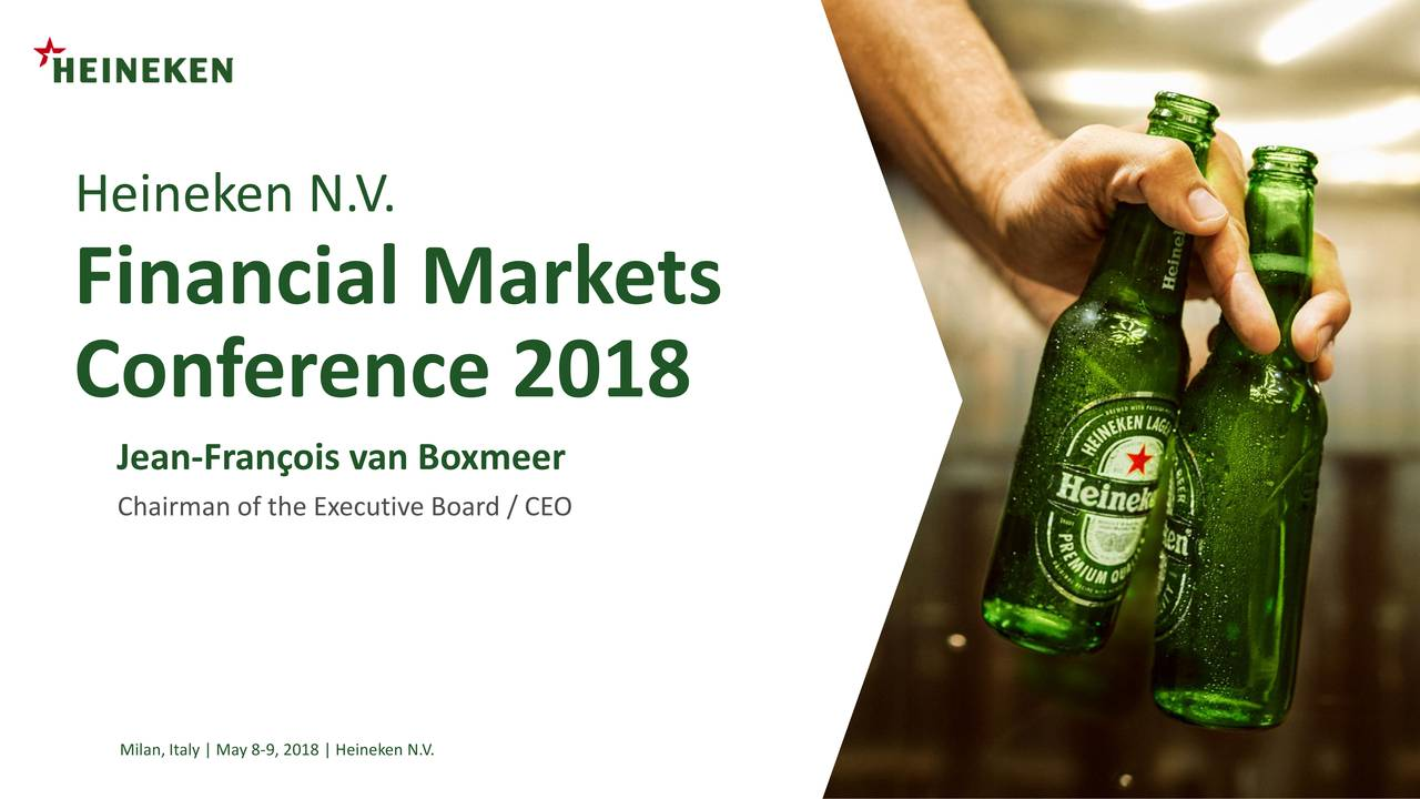 Heineken Puts China On Tap