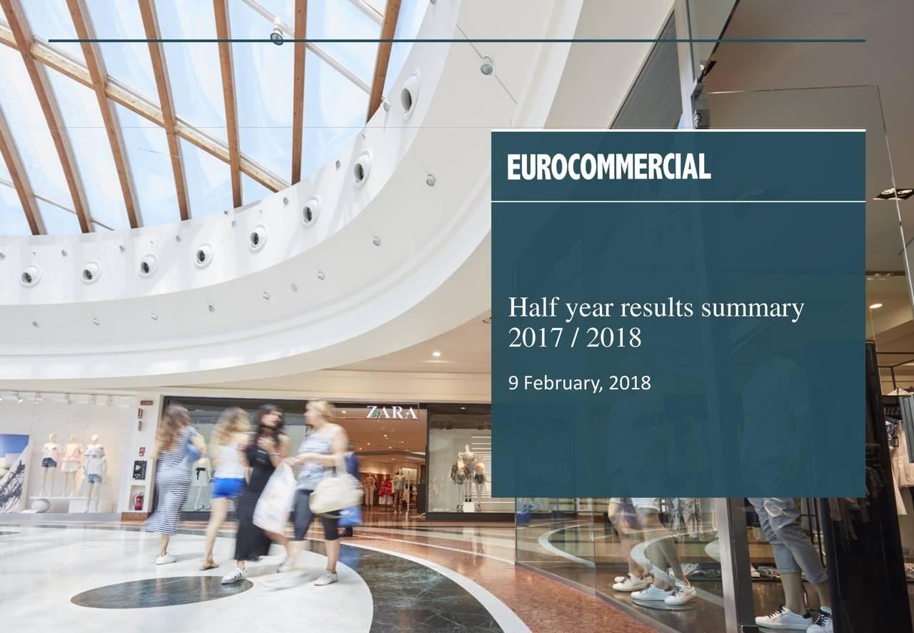 Eurocommercial Properties