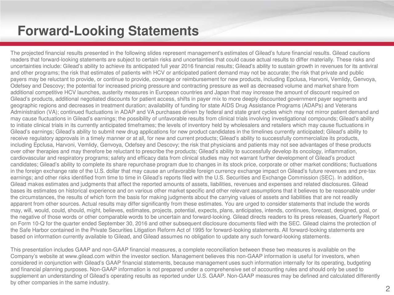 Gild Stock Quote Gilead Sciences Gild At 35Th Annual Jpmorgan Healthcare
