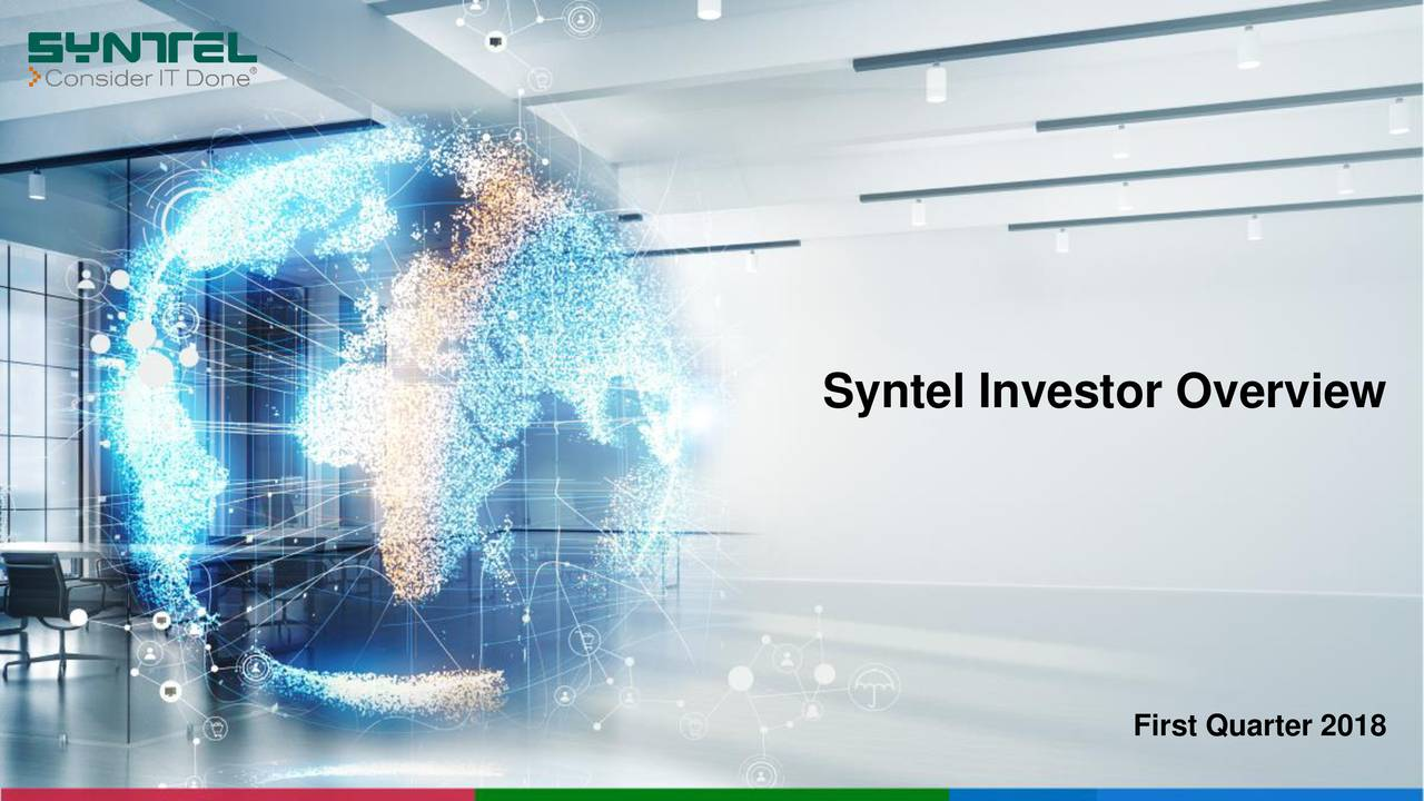 Syntel Investor Overview