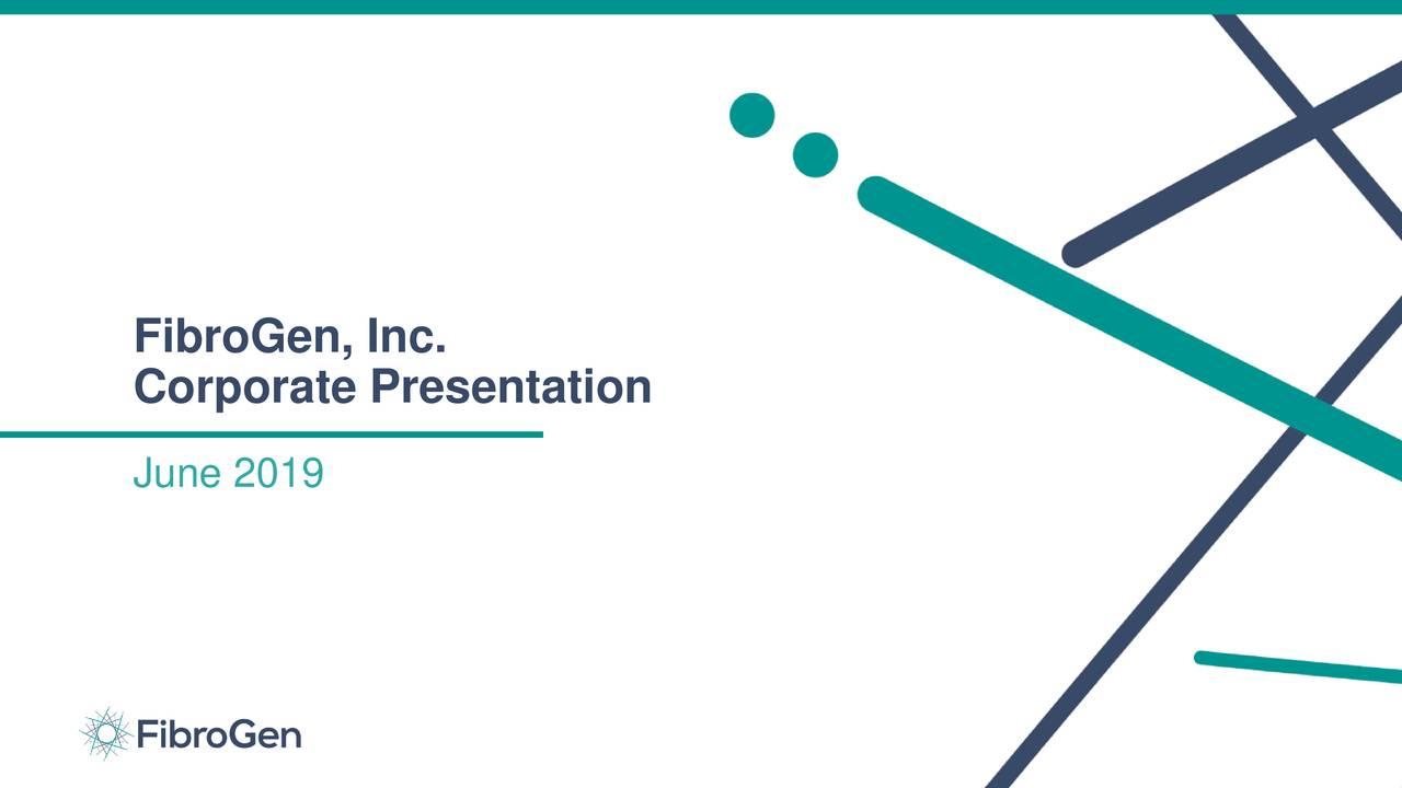 Corporate Presentation June 2019