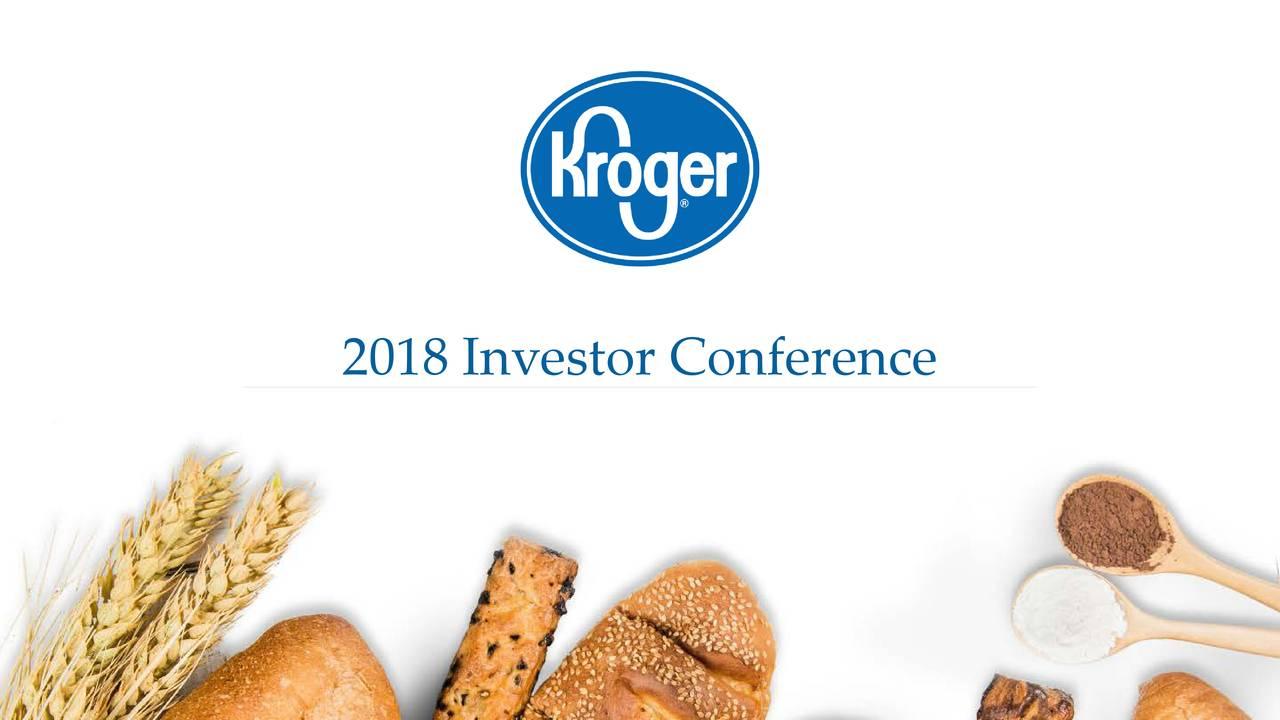Kroger (KR) Investor Presentation - Slideshow - The Kroger Co. (NYSE:KR) | Seeking Alpha