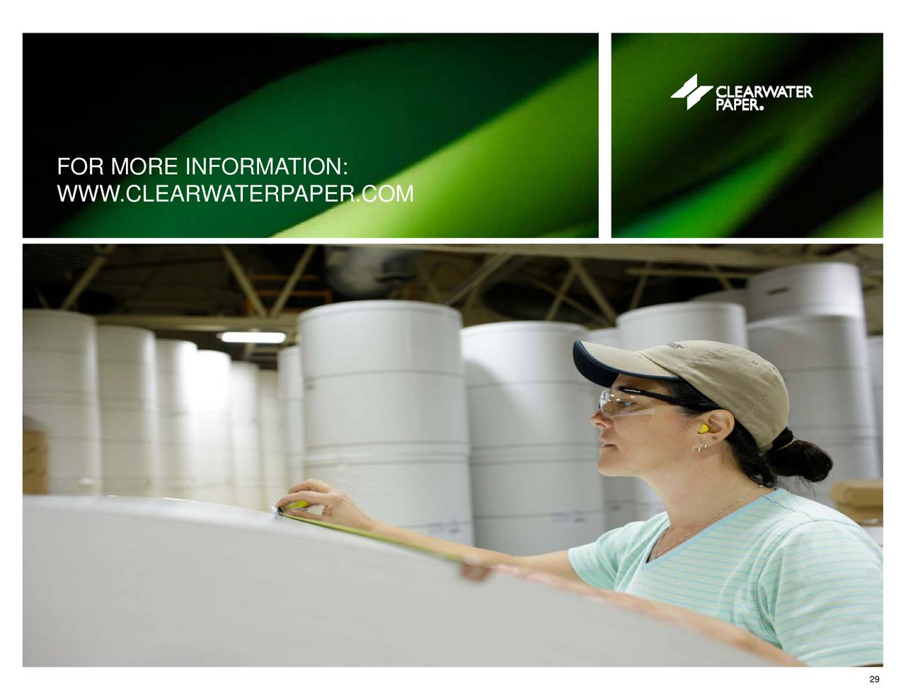 clearwater paper corp View clearwater paper corporation clw investment & stock information get the latest clearwater paper corporation clw detailed stock quotes, stock data, real-time ecn, charts, stats and.
