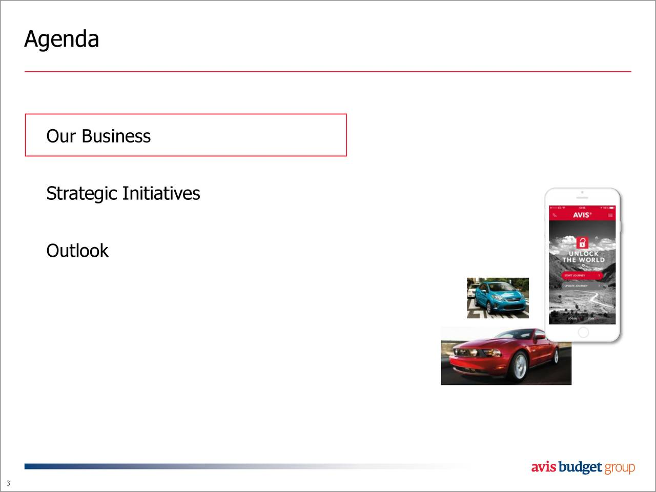 Avis Budget Car Presents At Business Services C Suite Conference