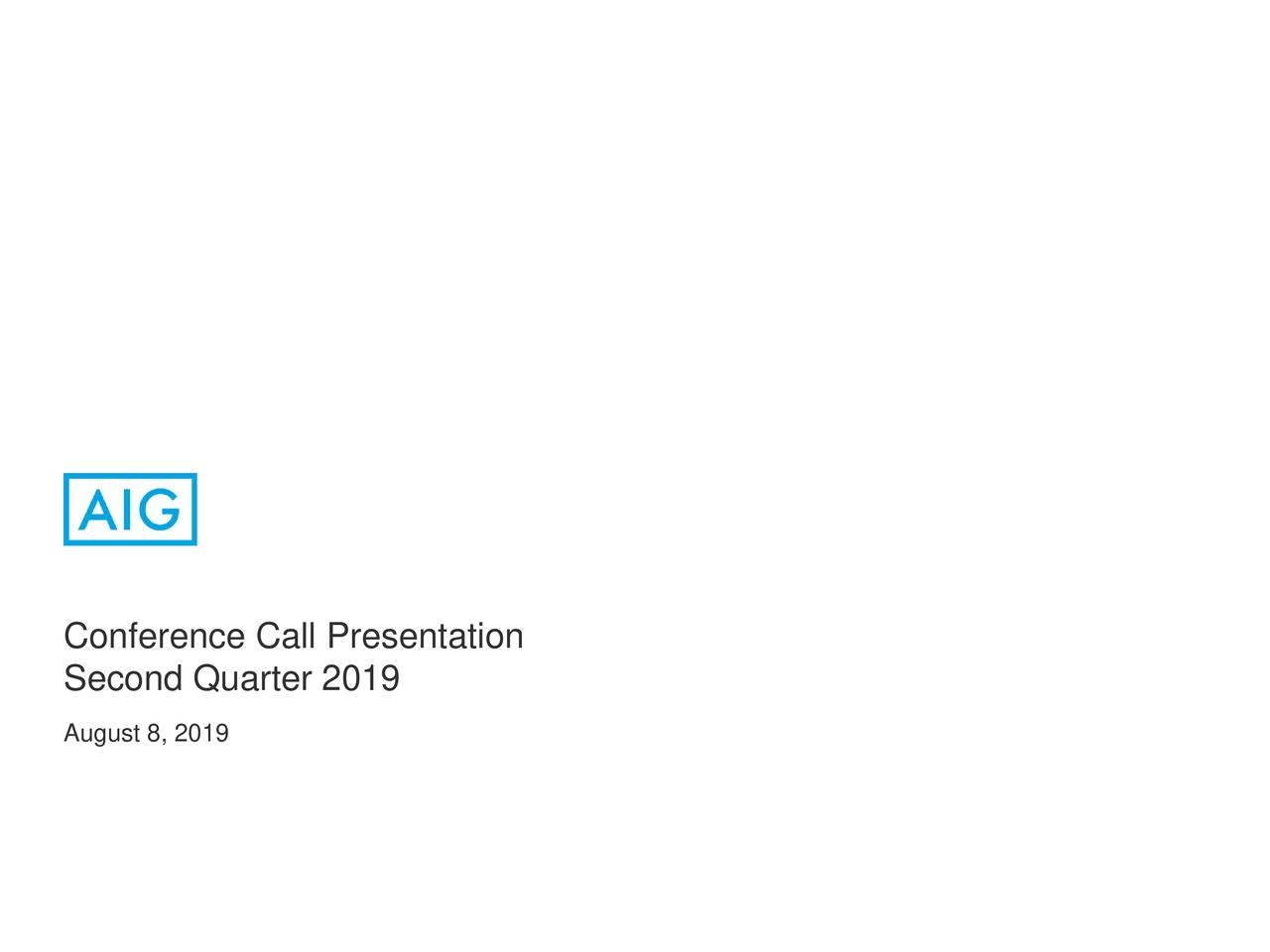 Conference Call Presentation