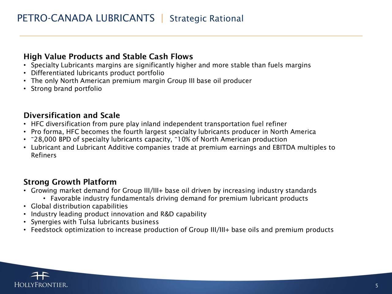 strategic plan for petro canada