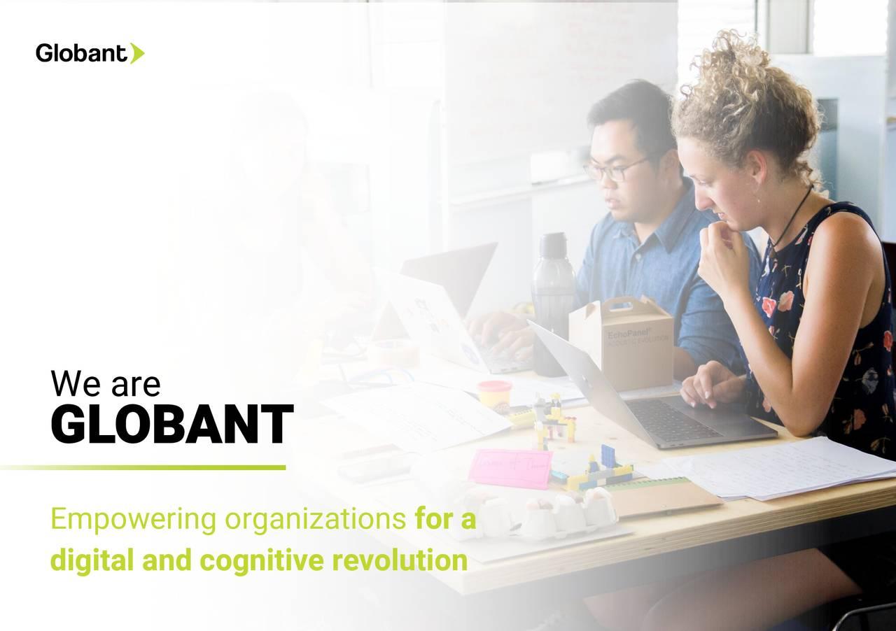 Globant S.A. 2019 Q4 - Results - Earnings Call Presentation - Globant S.A. (NYSE:GLOB) | Seeking Alpha