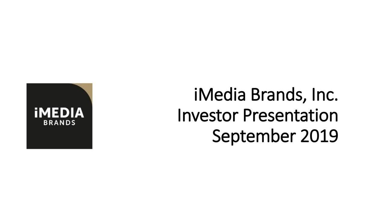 iMedia Brands, Inc.