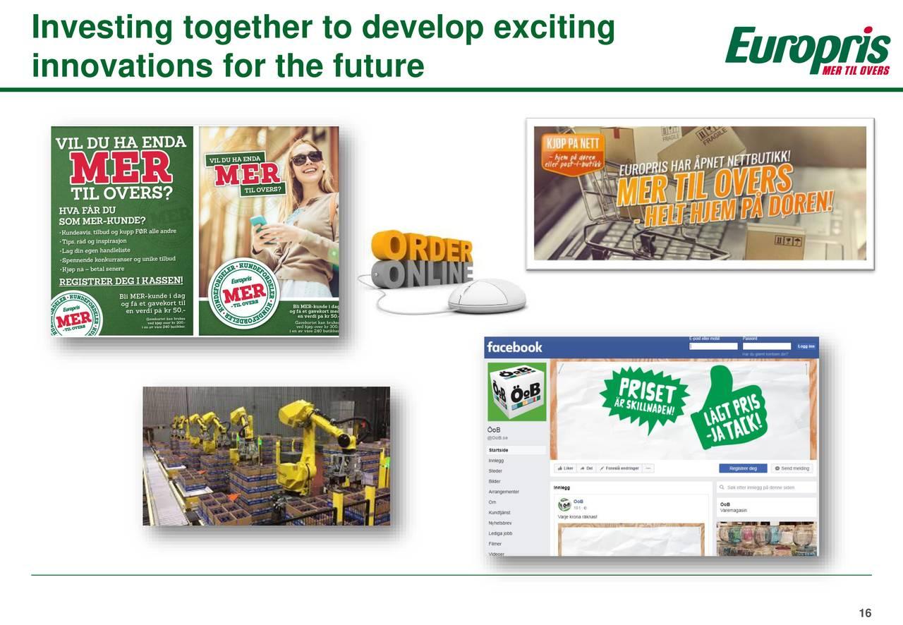 0beacdfc Europris (ERPSY) Creating A Pan-Nordic Platform - Slideshow - Europris ASA  ADR (OTCMKTS:ERPSY) | Seeking Alpha