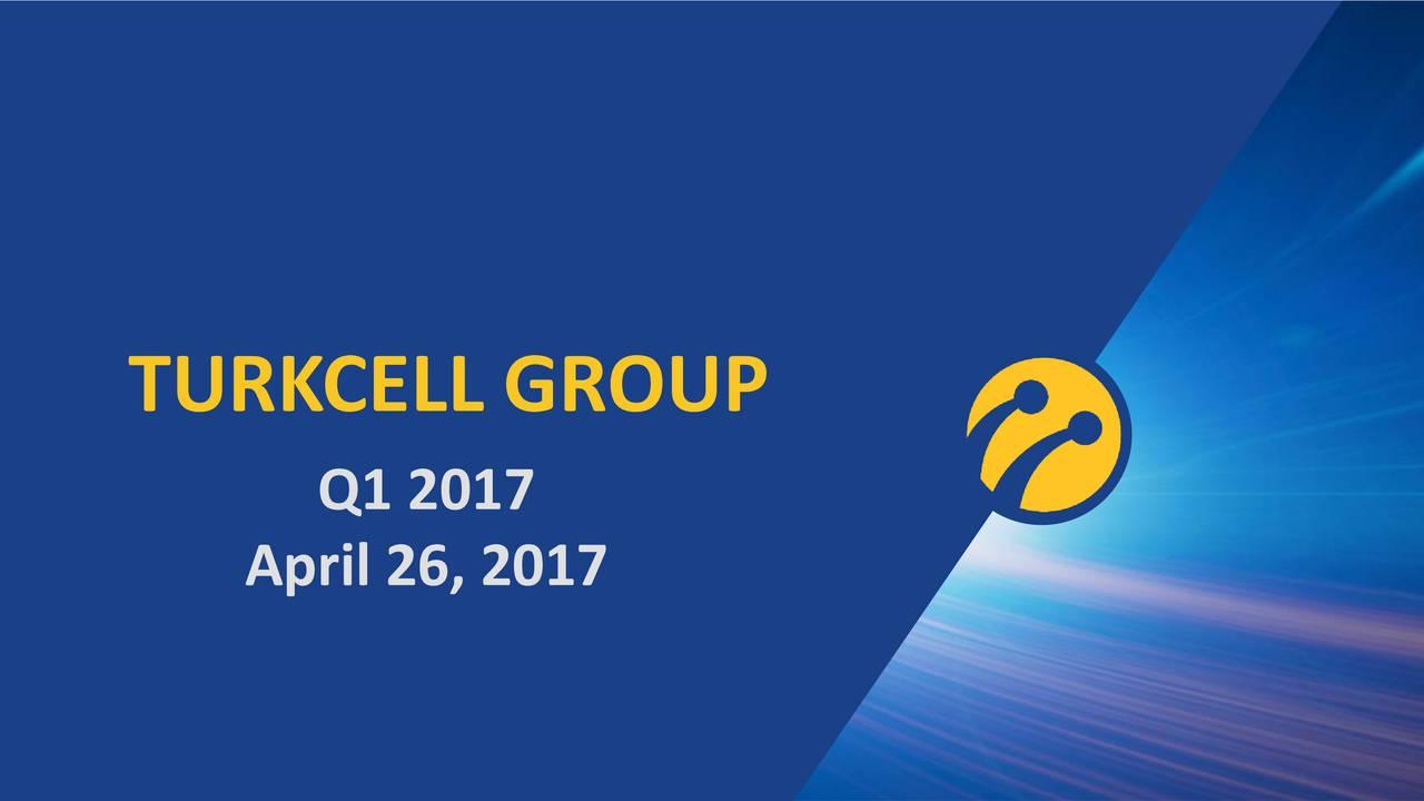 Q1 2017 April 26, 2017