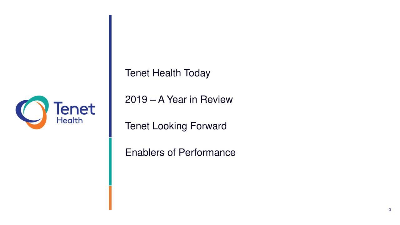 Tenet Health Today
