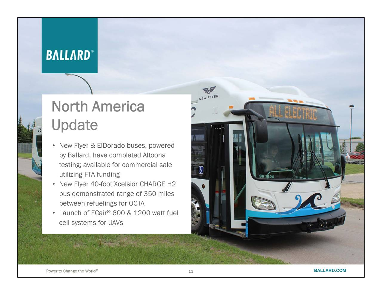 Ballard Power Systems Inc  2019 Q1 - Results - Earnings Call Slides