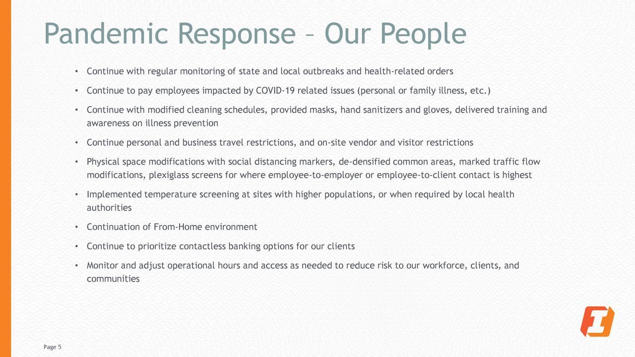 Respuesta a una pandemia: nuestra gente