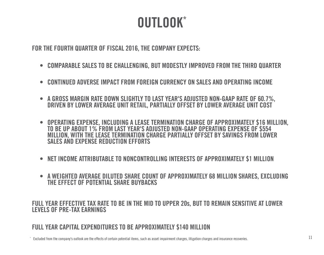 Abercrombie & Fitch 2016 Q3 - Results - Earnings Call Slides ...