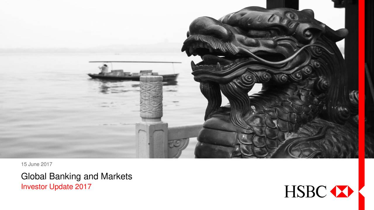 Global Banking and Markets Investor Update 2017