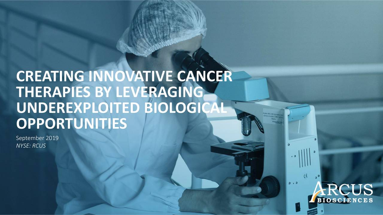 CREATING INNOVATIVE CANCER