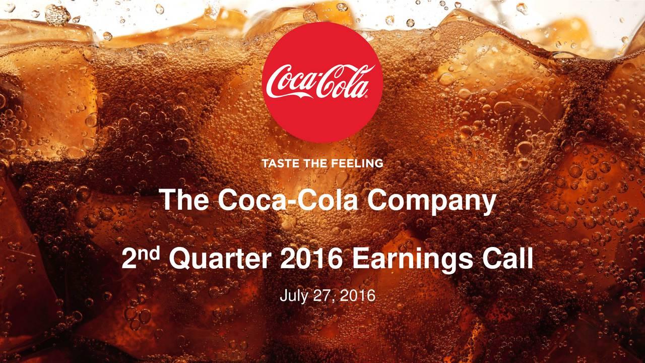 market structure the coca cola company