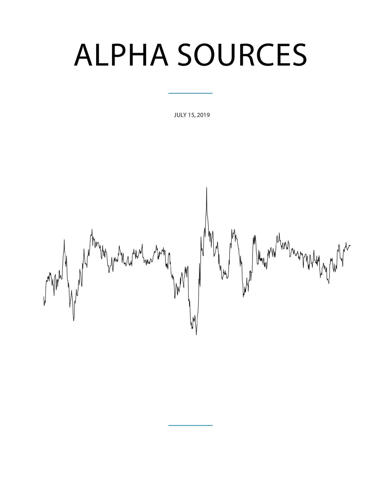 (FX) Volatility To Make A Comeback?