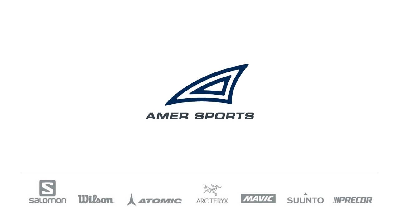 amer sports corporation  agpdy  investor presentation