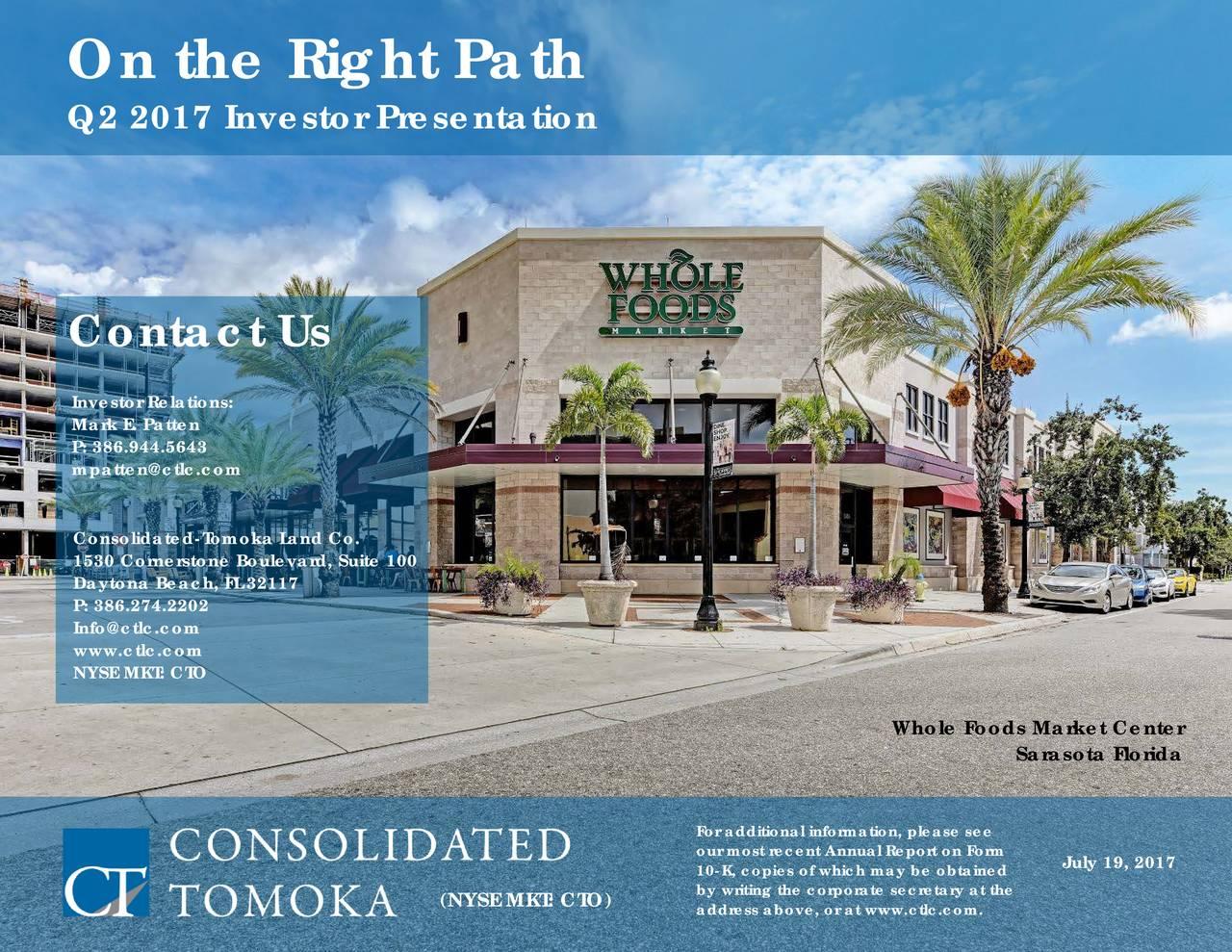 Cornerstone Boulevard Suite  Daytona Beach Fl