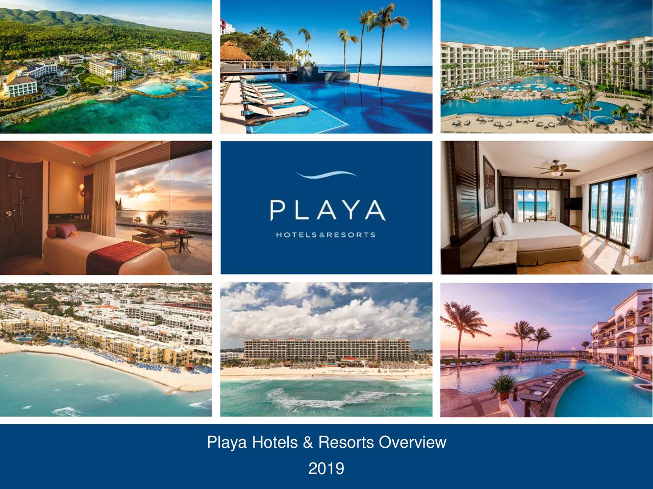 Playa Hotels & Resorts Overview