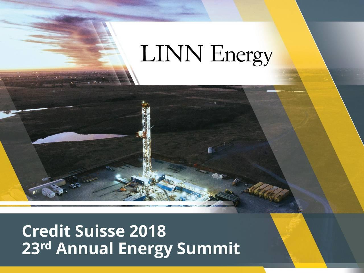rd 23 Annual Energy Summit
