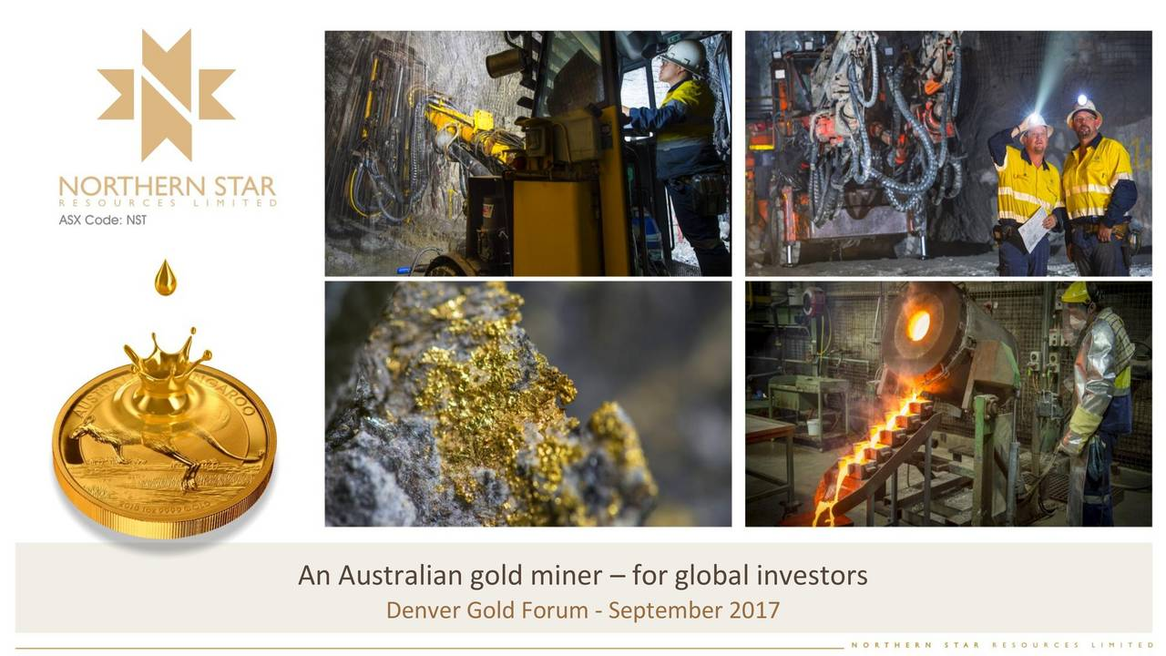 Northern Star Resources (NHRNY) Presents At Denver Gold