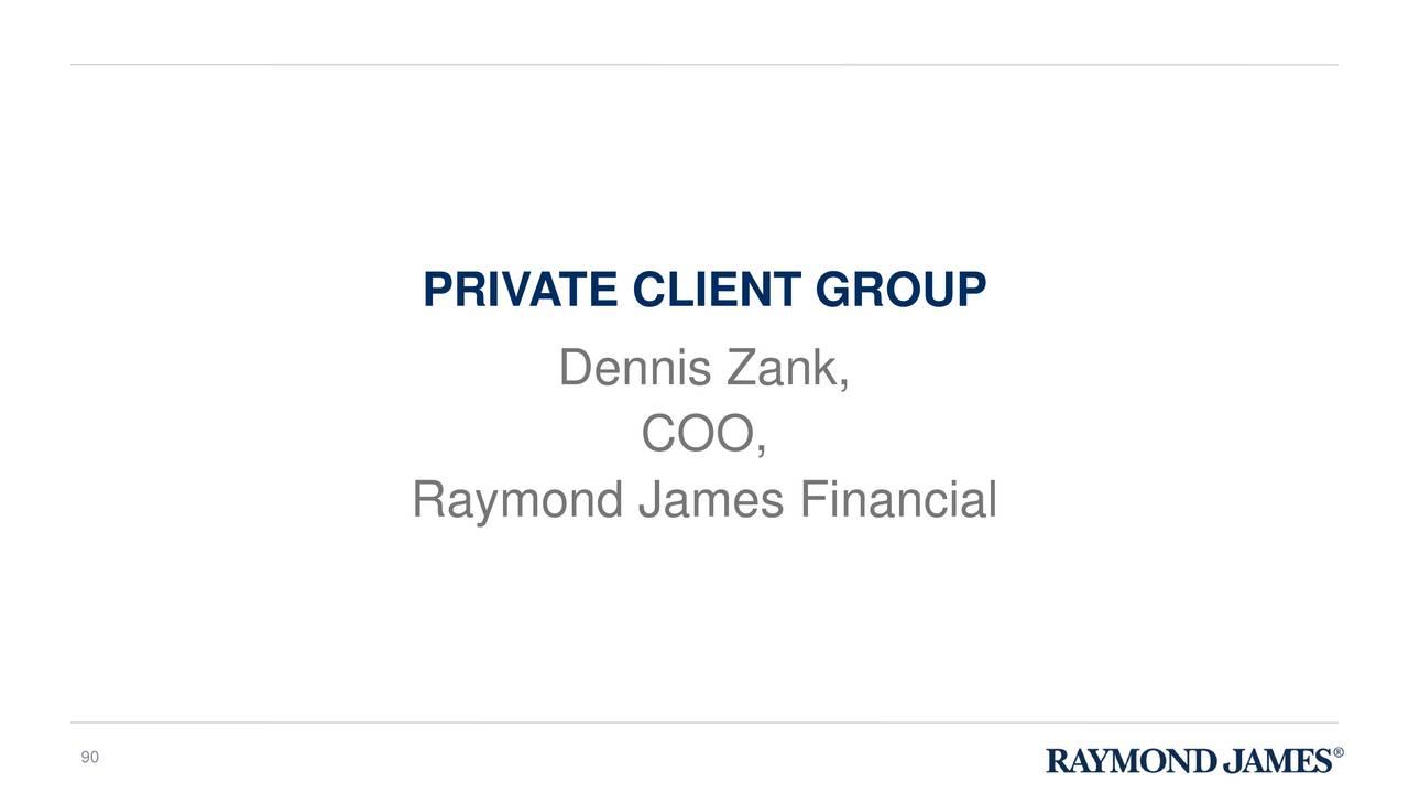 Raymond James Financial (RJF) Investor Presentation ...