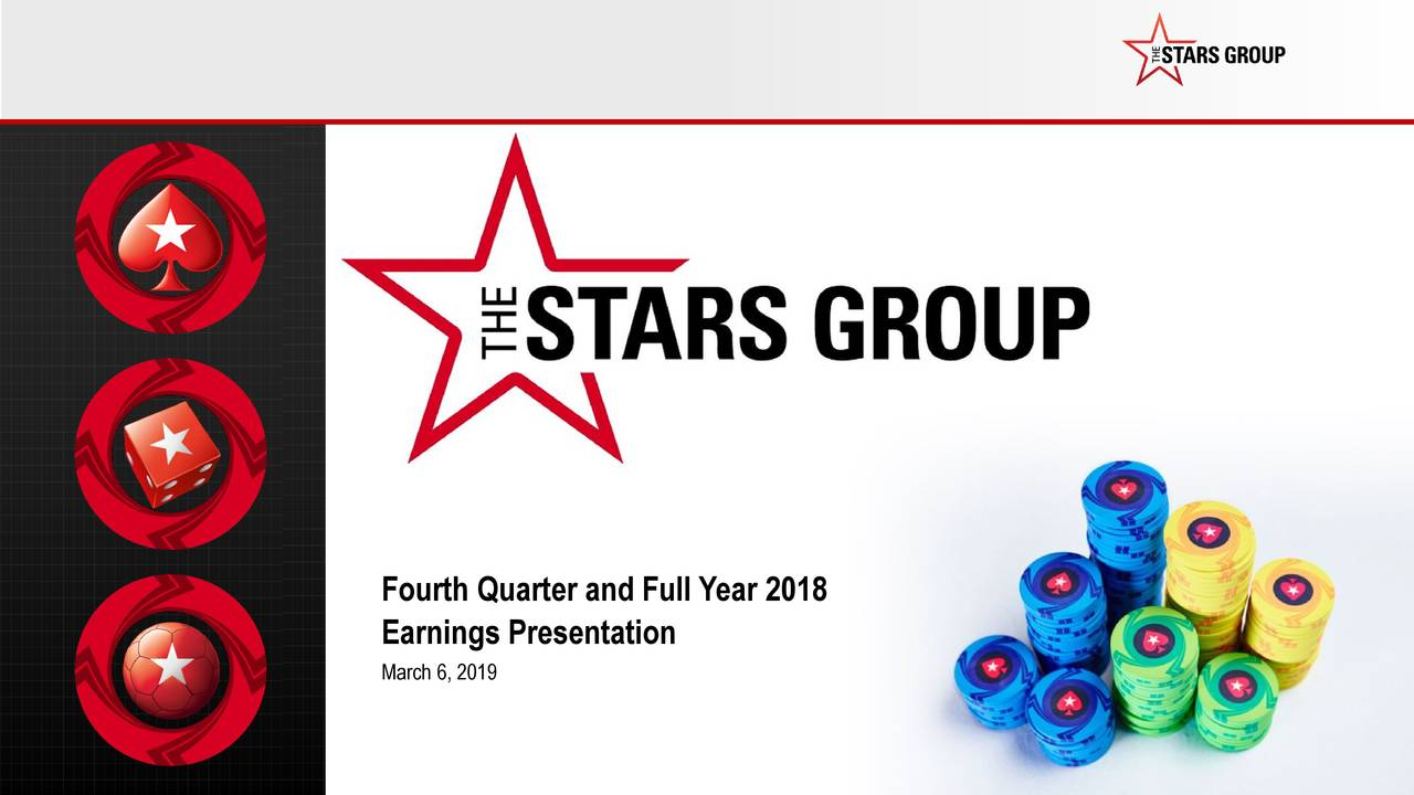 Fourth Quarter and Full Year 2018