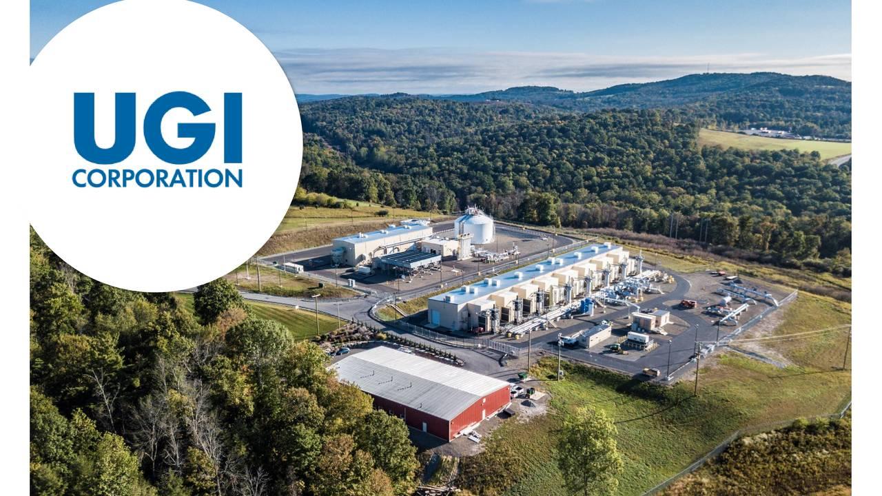 UGI Corporation (UGI) Presents At AGA Financial Forum 2019