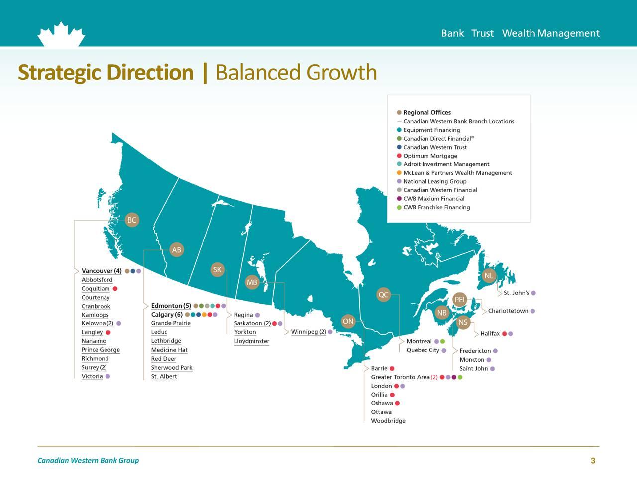 CanadianWestern Bank Group 3